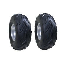 2PCS Tire 16x8-7 Tyre and Rim for ATV Coolster Taotao Roketa Go kart Chopper