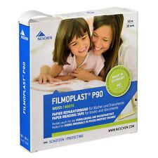 Neschen Filmoplast P 90 50 m x 2 cm de distributeur blanc sans acide , réparatio