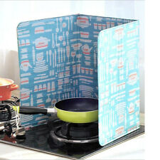 2017 Kitchen Stove Foil Plate Prevent Oil Splash Cooking Hot Baffle Easy Clean