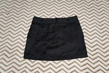 Black Kenneth Cole Skirt Sz 4 New W/Tags