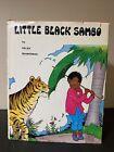 1955 LITTLE SAMBO Vintage Illustrated Children's Book by HELEN BANNERMAN Vintage