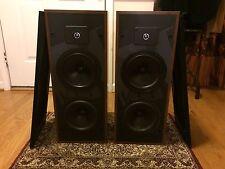 1 Pair of Rare Vintage KEF C SERIES  C65 Speakers SP3120