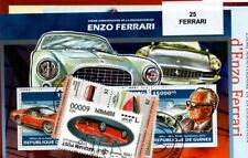 "Lot timbres thematique "" Ferrari """