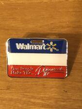 Wal-Mart Pinbacks for sale | eBay