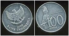 INDONESIE  100 rupiah   2000