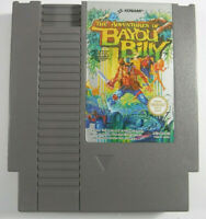 The Adventures of Bayou Billy NES Nintendo PAL