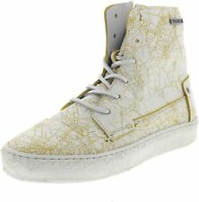 YELLOW CAB - leren boots exact dark yellow