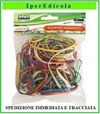assortimento di rondelle elastici elastiche per ufficio cartoleria cancelleria.