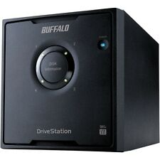Buffalo Drivestation Quad Hd-qh8tu3r5 Das Array - 4 X Hdd Installed - 8 Tb