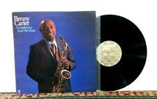 Benny Carter – A Gentleman And His Music, LP 1985 - JAZZ Legend, NM Vinyl