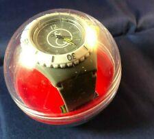 Q and Q Solar Smile Solar Mini Watch White Gray NEW