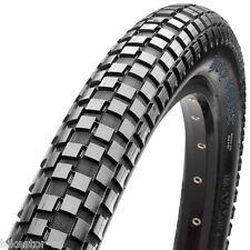 "1 BMX Cubierta Neumático Maxxis Holy Roller  20x1.95"" 53-406 Negro"