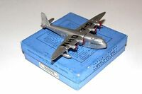 Dinky Toys Pre War Silver Empire Flying Boat Caledonia (G-A DHM) Boxed # 60R