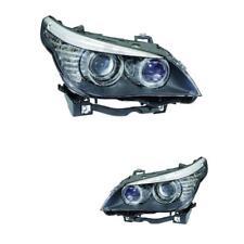 Scheinwerfer Halogen Set für BMW 5-er E60 E61 Bj. 07-10 H7/H7