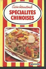 Cuisine internationale. Cuisine chinoise. Minipoche  W003