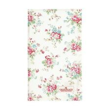 Greengate Tea Towel Abelone White 50x70cm