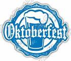 """Oktoberfest Beer Germany Munich Grunge Stamp Car Bumper Vinyl Sticker Decal 4.6"""""""