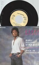 """7"""" CLIFF RICHARD-- BABY YOU ARE DYNAMITE"""