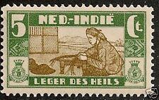 Netherland Indies 1932 NVPH 177P plate error  MNH  VF