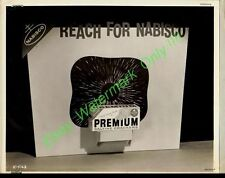 VTG 50's Nabisco Saltine Premium Crackers Retail Advertising Photo 8x10