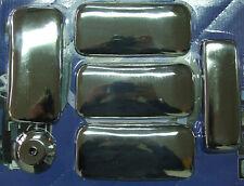Pour Ford Transit Poignée De Porte Couverture Chrome BA14 4 pièces