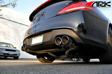 10-ON ARK Performance DT-S Exhaust for Hyundai Genesis Coupe 3.8L w/ Burnt Tips