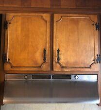 New listing Vintage Oven Range Hood - Stainless Steel Brand Nutone