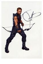Jeremy Renner / Clint Barton / Hawkeye aus The Avengers - Autogrammfoto  