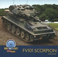 FV101 Scorpion, Paperback by Riggs, Kate, Brand New, Free shipping in the US