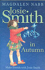 Josie Smith in Autumn, Nabb, Magdalen, New Book
