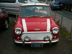 Classic Mini Bonnet Stripes UK Supplier