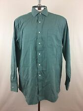Tommy Hilfiger Mens Long Sleeve Shirt Size 16-1/2   34-35