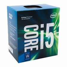 Intel Core i5-7500 Kaby Lake Processor 3.4GHz 8.0GT/s 6MB LGA1151 BX80677I57500
