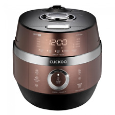 New CUCKOO IH 4.0 Pressure RICE COOKER l CRP-JHVR1009F (10 Cup)