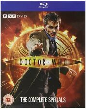 Doctor Who: The Complete Specials Collection (Box Set) [Blu-ray] David Tennant