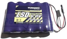 Turnigy 2300mAh 5s cell 6v NiMH AA Receiver Pack Battery for Nitro RC 1/8