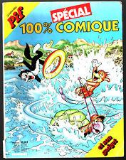 PIF SPECIAL 100% COMIQUE n°37 ¤ 07/1984 ¤ PLACID ET MUZO/SURPLOUF