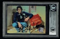 Barry Williams signed autograph auto 1998 TV's Coolest Classics Card BAS Slabbed