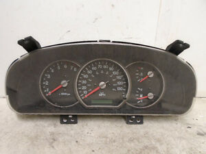 02 03 Kia Sedona Speedometer Instrument Cluster 205K TESTED OEM