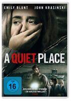 A QUIET PLACE - EMILY BLUNT,JOHN KRASINSKI,NOAH JUPE   DVD NEUF