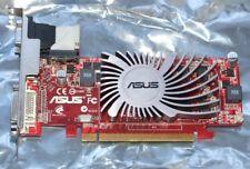 Asus EAH5450 Silent/DI/1GD3(LP) PCIe  SVGA video card with 1Gb Ram