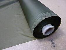 British Army Military Ripstop Nylon Parachute Kite Fabric Material Khaki & Olive
