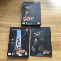The King Of Fighters Maximum Impact LTD Edition -  Playstation 2 PS2 - Japan JPN