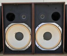 New listing Vintage Jbl S99 Lancer Speakers Consecutive Cabinet Numbers Crossovers Are Not.