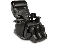 Human Touch HT-5320 Black Massage Chair - Massaging Recliner with Calf & Foot