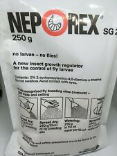 NEPOREX® 2 SG Granulat 250 GR NO LARVAE NO FLIES !!!
