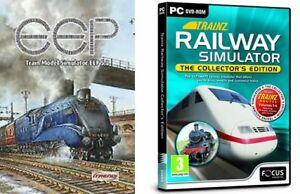 Trainz Railway Simulator Collectors & eep train simulator 5 steel tin edition