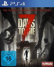 7 Days to Die - [PlayStation 4] von Telltale Games | Game | Neu OVP