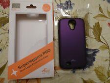 Superleggera PRO Dual Layer ShockProof PURPLE Dual Layer Case Samsung Galaxy S4