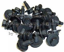 FENDER BODY UNDER HOOD TRUNK BOLTS 5/16 FOR CHRYSLER  DODGE  PLYMOUTH (9530)